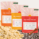 """<p><strong>Pinole Project</strong></p><p>thepinoleproject.com</p><p><strong>$24.50</strong></p><p><a href=""""https://thepinoleproject.com/products/pinole-chia-oatmeal"""" rel=""""nofollow noopener"""" target=""""_blank"""" data-ylk=""""slk:BUY NOW"""" class=""""link rapid-noclick-resp"""">BUY NOW</a></p><p>Maya Jacquez, founder of Pinole Project, honors her Mexican American roots with her grandmother's pinole chia oatmeal recipe. Her grandmother would always say that pinole would make her strong and that the Tarahumara of Northern Mexico would eat it for long-distance runs. Pinole is from the Aztec culture, made from chia seeds and non-gmo heirloom corn. To fuel your day, you can also have Maya's grandmother's pinole that is sold in a variety of flavors including <a href=""""https://thepinoleproject.com/products/pinole-chia-oatmeal"""" rel=""""nofollow noopener"""" target=""""_blank"""" data-ylk=""""slk:Peanut Butter & Cacao, Banana Cinnamon and Original"""" class=""""link rapid-noclick-resp"""">Peanut Butter & Cacao, Banana Cinnamon and Original</a>.</p>"""