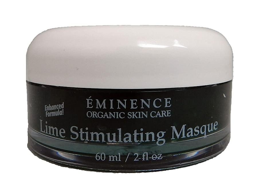 <p><span>Eminence Organic Lime Stimulating Masque</span> ($52, originally $64)</p>