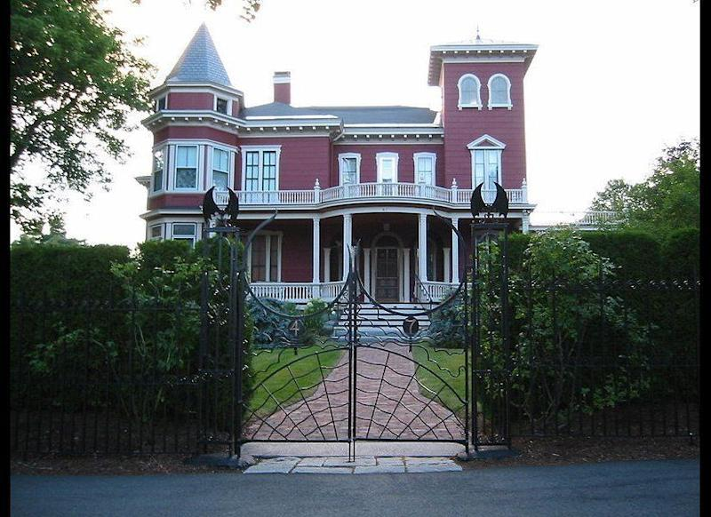 Stephen King was born in Maine and he still lives there. He and his wife Tabitha have three properties: two in Maine and a waterfront mansion in Florida where they spend holidays. It's all a far cry from his humble childhood homes. IMAGE: Wikimedia