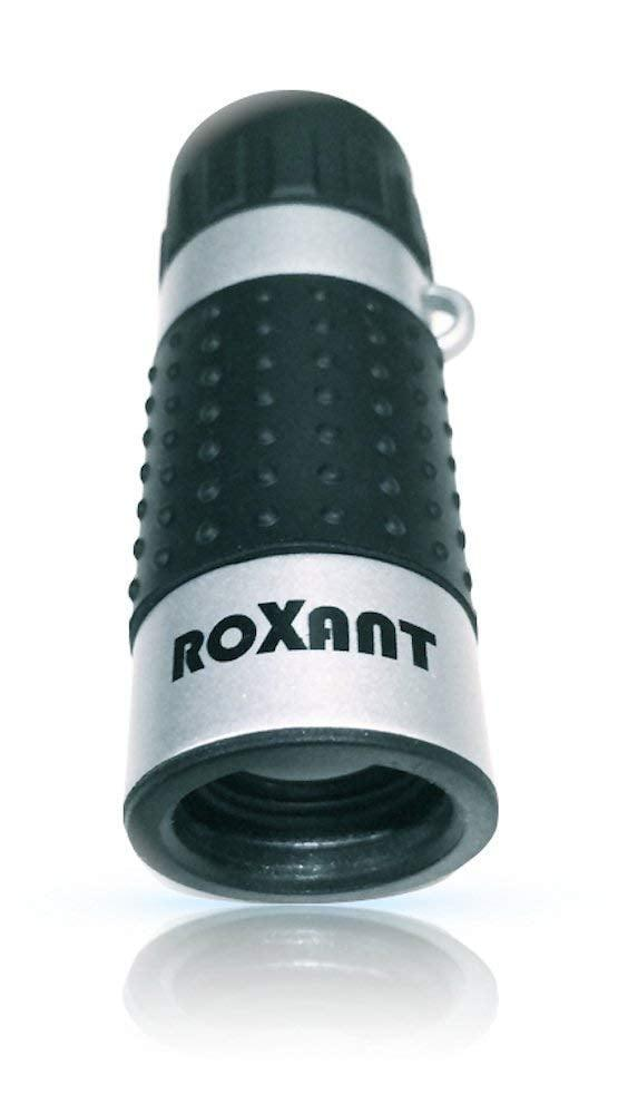 <p>If he loves camping, this <span>Roxant High Definition Ultra-Light Mini Monocular Pocket Scope</span> ($20) could be useful on his next trip.</p>