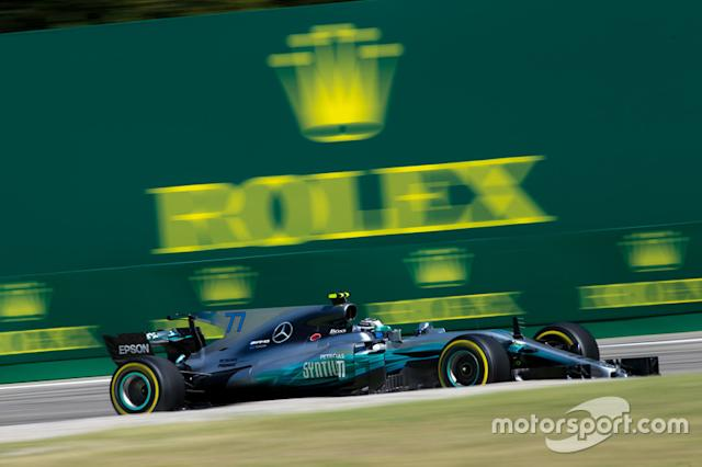 """Mercedes W08 (2017) <span class=""""copyright"""">Alessio Morgese</span>"""