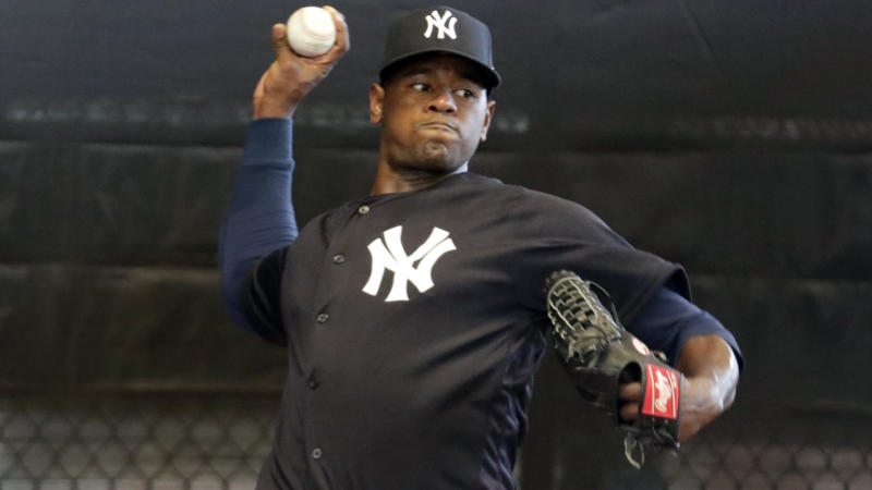 Severino 'highly unlikely' to be ready for opening day