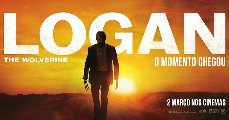 Logan international poster (Credit: 20th Century Fox)