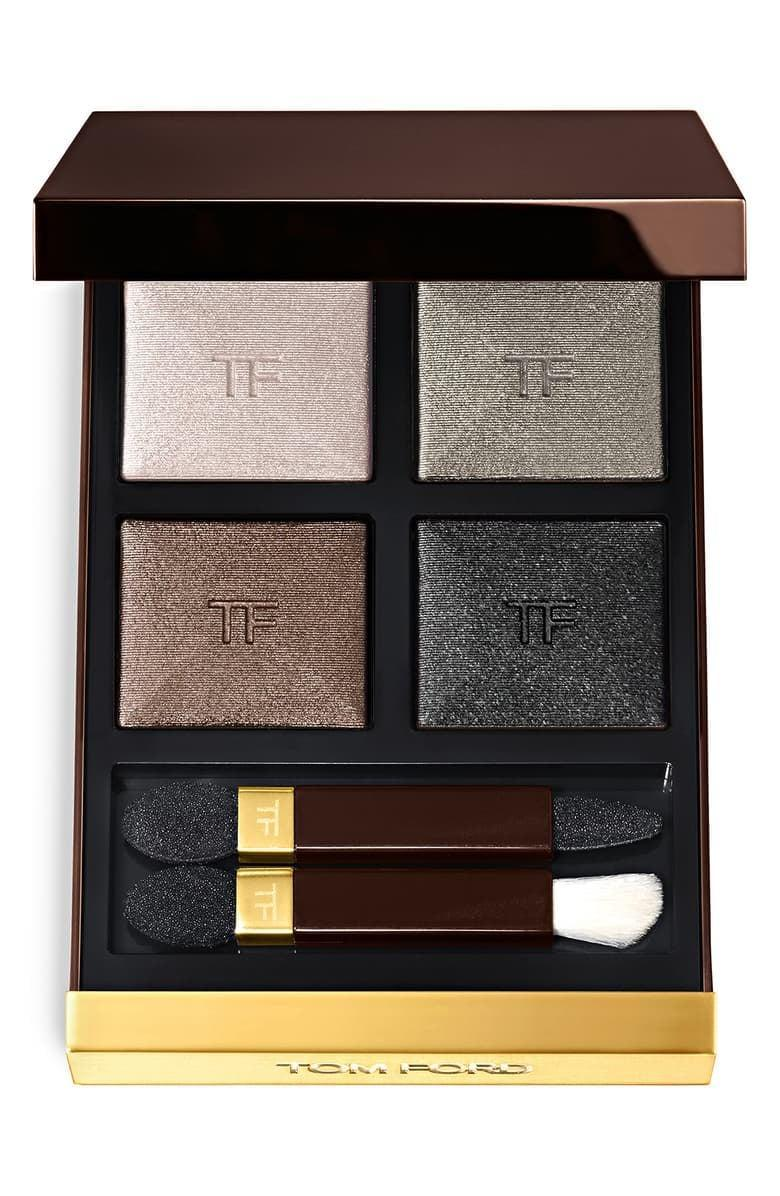 """<p>This <a href=""""https://www.popsugar.com/buy/Tom-Ford-Eye-Color-Quad-584458?p_name=Tom%20Ford%20Eye%20Color%20Quad&retailer=shop.nordstrom.com&pid=584458&price=88&evar1=bella%3Aus&evar9=47571081&evar98=https%3A%2F%2Fwww.popsugar.com%2Fbeauty%2Fphoto-gallery%2F47571081%2Fimage%2F47571376%2FTom-Ford-Eye-Color-Quad&list1=shopping%2Cmakeup%2Cbeauty%20products%2Csummer%2Csummer%20beauty%2Cbeauty%20shopping%2Cmakeup%20palettes%2Ceyeshadow%20palettes&prop13=api&pdata=1"""" class=""""link rapid-noclick-resp"""" rel=""""nofollow noopener"""" target=""""_blank"""" data-ylk=""""slk:Tom Ford Eye Color Quad"""">Tom Ford Eye Color Quad </a> ($88) comes in lots of new color combos.</p>"""