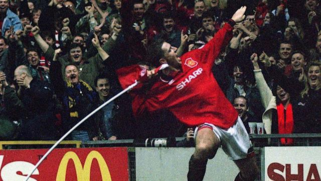 <p>In a season which has often been heralded as a heroic one after the unlikely Blackburn Rovers won the title, the Red Devils' 1994/95 team lost out on the Premier League trophy by just one point.</p> <br><p>Unlike most of the other Man Utd teams, they did not have a prolific goalscorer throughout the season, with both Eric Cantona and Andy Cole scoring with ease until disciplinary and injury problems respectively cut their seasons short. </p> <br><p>However, this was a team with a rock solid defence featuring Steve Bruce, Denis Irwin and Gary Pallister which conceded only 28 times in 42 games - one of the best defensive records ever in the Premier League</p>