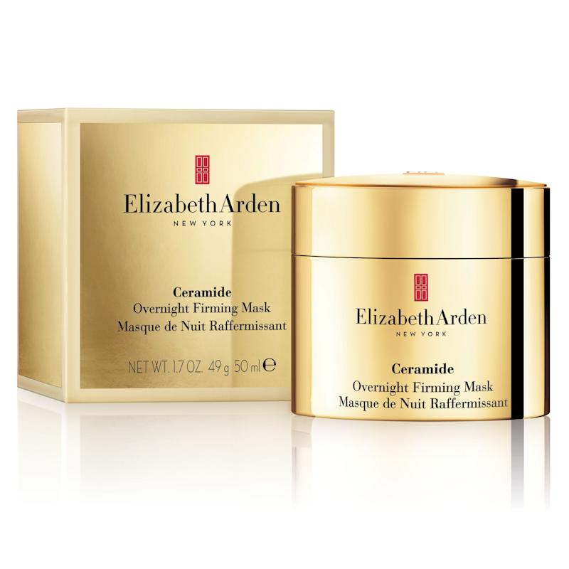 Elizabeth Arden Ceramide Overnight Firming Mask. (Photo: Amazon)