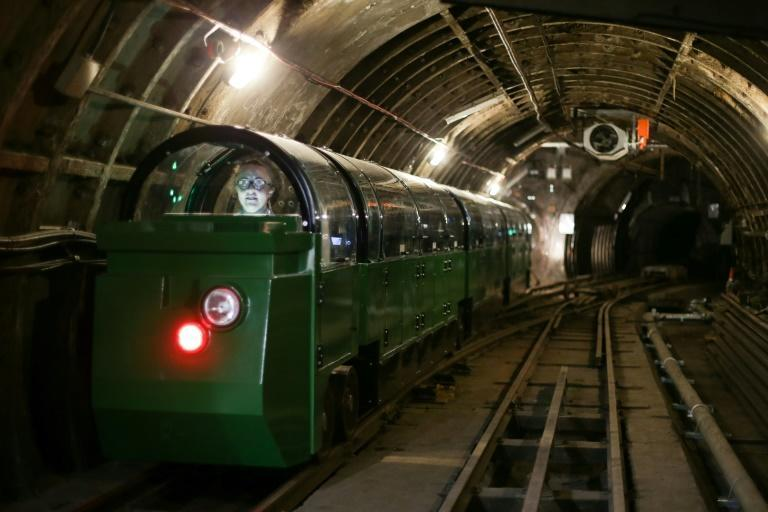 Mail Rail will ferry people on a one-kilometre loop, bringing to life a slice of London history