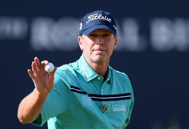 US Ryder Cup captain Steve Stricker has rejected the idea of playing the event without fans (Richard Sellers/PA)