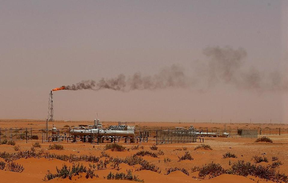 Saudi Arabia is the world's top oil exporter (AFP Photo/MARWAN NAAMANI)