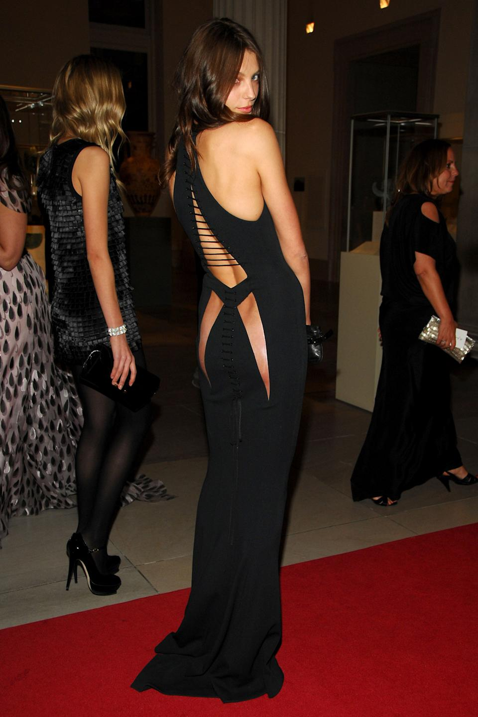 """<h1 class=""""title"""">Daria Werbowy in Azzedine Alaia, 2007</h1><cite class=""""credit"""">Photo: Getty Images</cite>"""