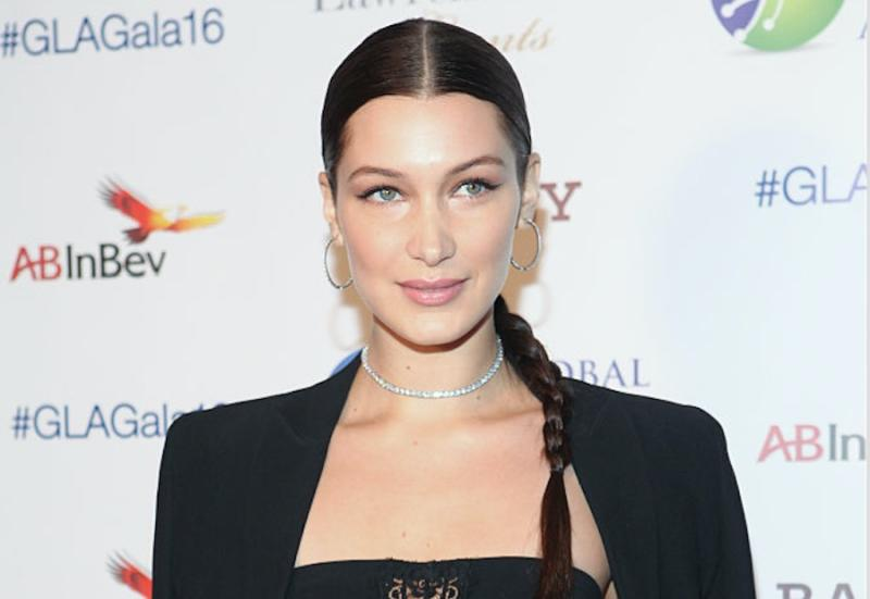 Bella Hadid's badass boxing video makes us want to get in the ring, too