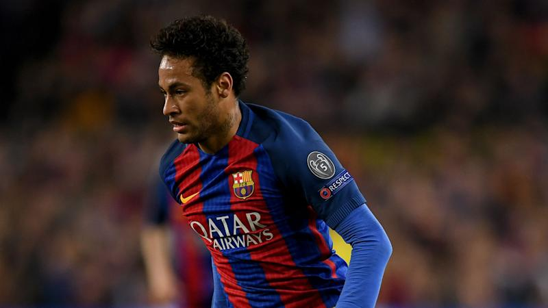 Barcelona take Neymar appeal to CAS