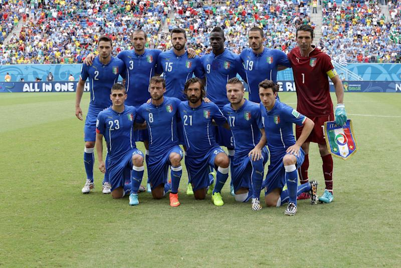Pirlo: I will remain available for Italy