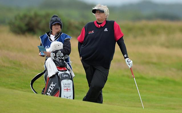 "In her 37th successive Ricoh Women's British Open, Dame Laura Davies plans to channel her inner Tom Watson and remind everyone of her enduring qualities at Kingsbarns. While Davies is 53 and Watson was 59 when he was beaten by a play-off at the Open at Turnberry in 2009, that was ""only"" his 32nd appearance in the British major. Davies ensured her staggering run continued by coming through qualifying on Monday. And the Godmother of English golf is not in Fife merely to wave at the galleries. ""Obviously Tom Watson nearly won it a few years back and links golf is a great leveller. If ever you're going to have a chance, this would be the sort of course,"" Davies said. ""It would be as big a shock when Tom was in there, when, let's face it, he should have won it."" VIDEO: Tom Watson reacts to Open playoff 01:02 The four-time major winner, who lifted this title 31 years ago, is known for being fond of a gamble and, although she is not allowed to invest on golf events, she feels the ridiculous 1500-1 odds might represent some value. ""I wouldn't put anyone off it,"" she said. ""The results say that I'm going to do rubbish, but I know and my caddie knows how well we're playing. I fully expect to have a half-decent week, I really do, because I'm driving it so well. ""I'm not saying I can win it - obviously that'd be a ludicrous statement. But I think I can make the cut and have a good weekend. The last time at Birkdale, about three years ago, I finished ninth and I'm playing better now than I was then. There's no point being here if you don't back yourself to have a decent week. It does look very open this week."" Indeed, it is hard to pick out a winner. At least one of the Korean trio of world No 1 So Yeon Rui, Sung Hyun Park and Inbee Park must feature, while Lexi Thompson, the American who has climbed to a career-high world No 2, would be a popular winner after the rules controversy which cost her victory in the Ana Inspiration, the first major of the year. And the 22 year-old has a local connection, too. Thompson's caddie, Kevin McAlpine, is the son of Hamish, the highly-popular goalkeeper for nearby Dundee United from the 60s through to the 80s."