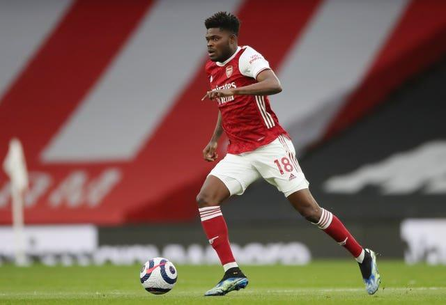 Thomas Partey is set to return to the Arsenal side against Norwich.