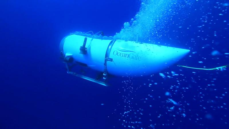 This submersible took 9 years and tens of millions of dollars to build