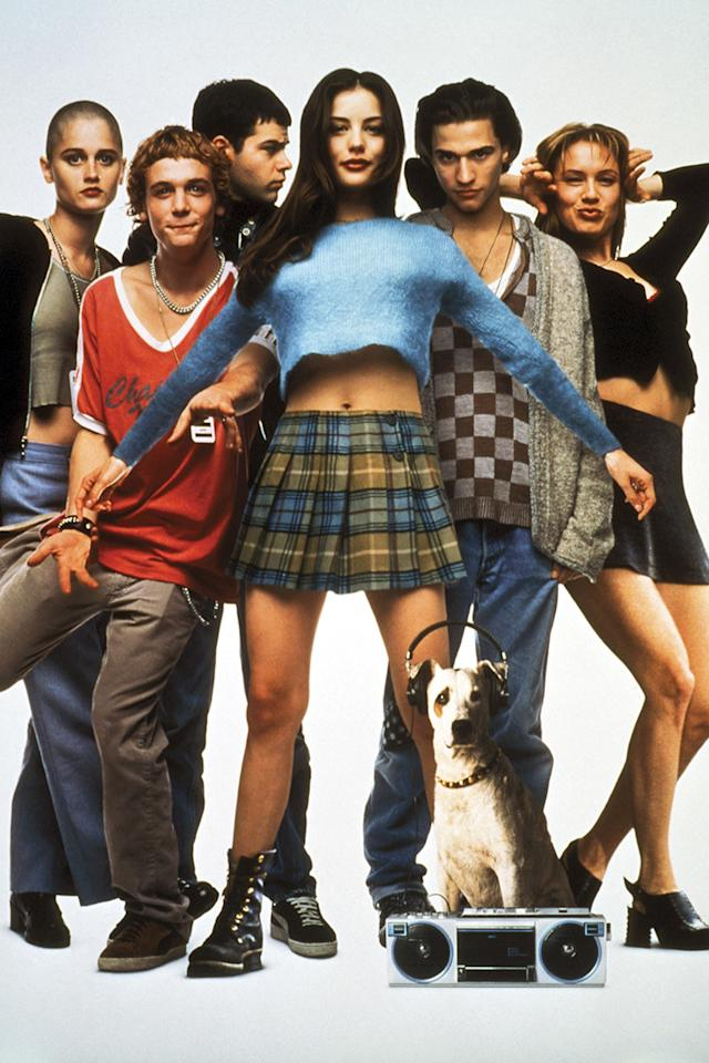 <p>Featuring Liv Tyler-as-Corey's instantly iconic outfit that we all spent the rest of the'90s trying to emulate.</p>