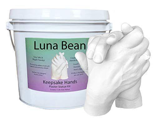 """<p><strong>Luna Bean</strong></p><p>amazon.com</p><p><strong>$39.95</strong></p><p><a href=""""https://www.amazon.com/dp/B01E4LWBLQ?tag=syn-yahoo-20&ascsubtag=%5Bartid%7C2140.g.33765307%5Bsrc%7Cyahoo-us"""" rel=""""nofollow noopener"""" target=""""_blank"""" data-ylk=""""slk:Shop Now"""" class=""""link rapid-noclick-resp"""">Shop Now</a></p><p>This just might be the sweetest DIY craft ever. (It also doubles as bonding time.)</p>"""
