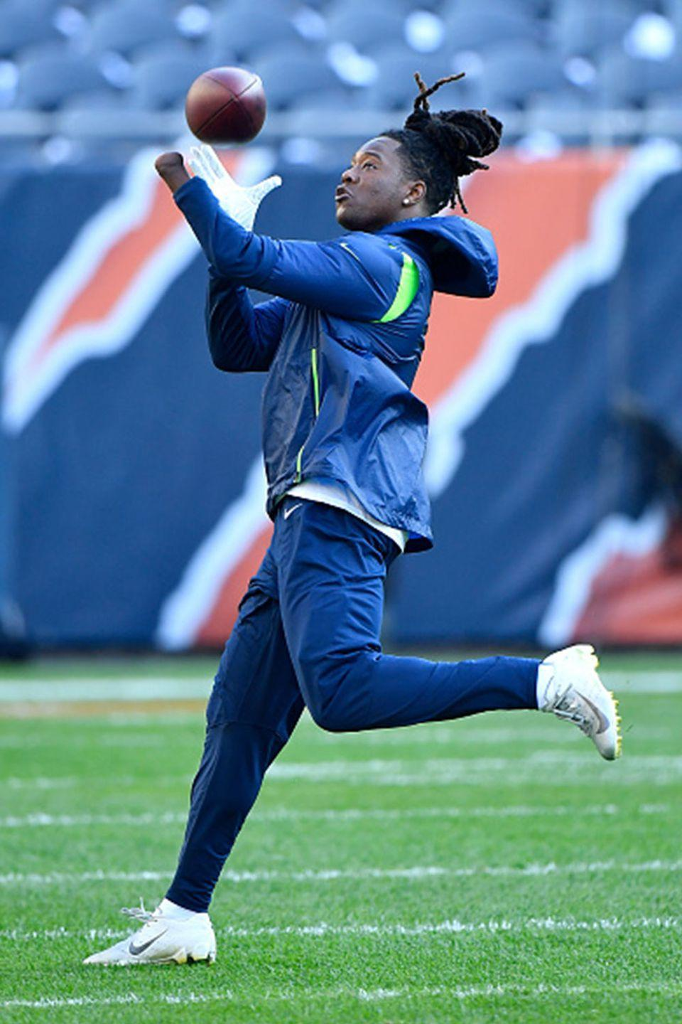 <p>Shaquem Griffin, the first one-handed player to be drafted by the NFL, made his way to the Seattle Seahawks this year. His story is an inspiration to all. </p>