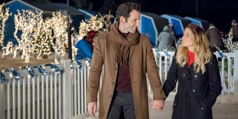 Hallmark Channel Is Airing Christmas Movies All Weekend Long