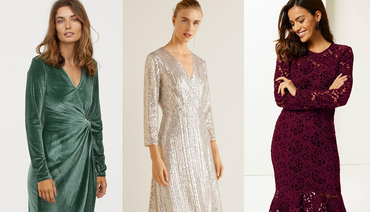 d09ff2016 20 flattering long-sleeve party dresses to buy now