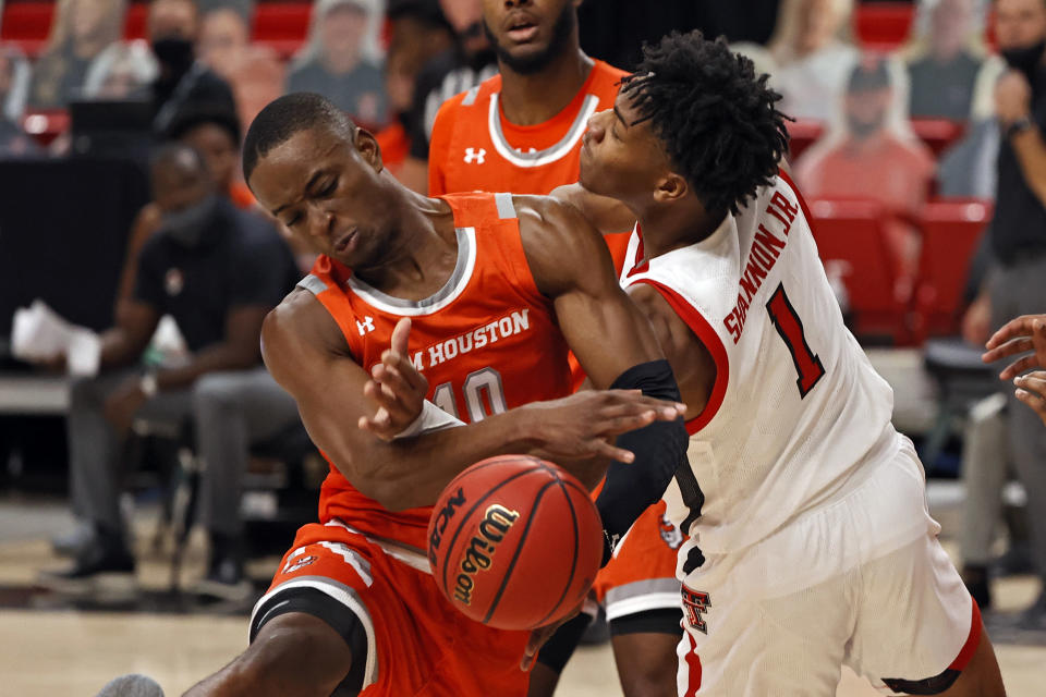 No 14 Texas Tech Is 2 0 With 84 52 Win Over Sam Houston St