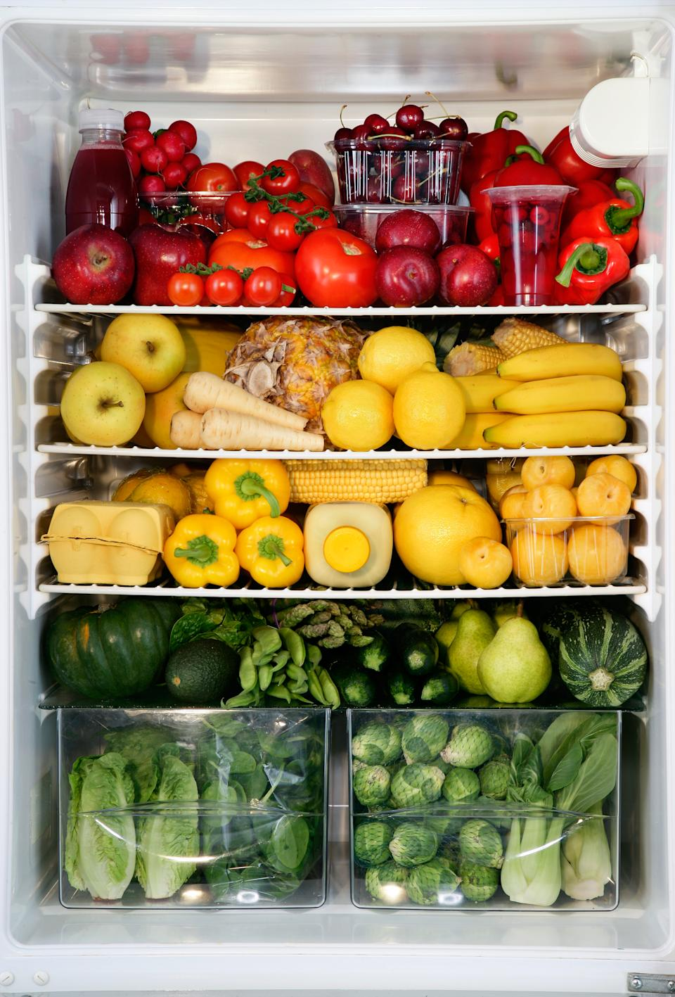 Choose wisely when you're buying a fridge and it will last you more than a decade. Credit: Getty Images