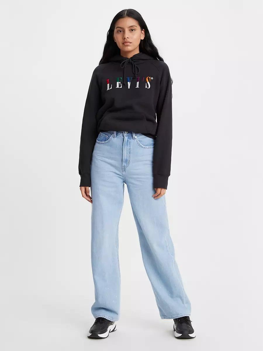<p>Everything old is new again. Once popular in the 90's, these <span>Levi's High Loose Jeans</span> ($108) are back and cooler than ever.</p>