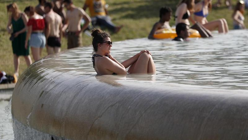 Large parts of France facing drought after heatwave