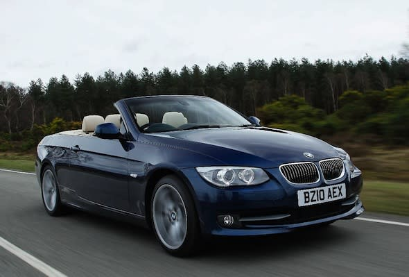 Young couple suspected of stealing BMW on test drive