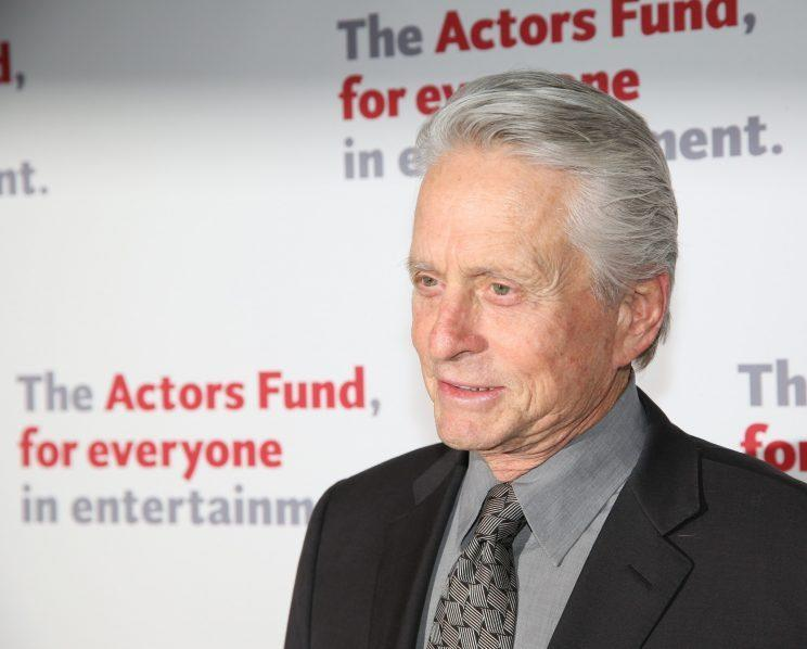 Michael Douglas is not a sex addict, contrary to tabloid gossip. (Photo: Getty Images)