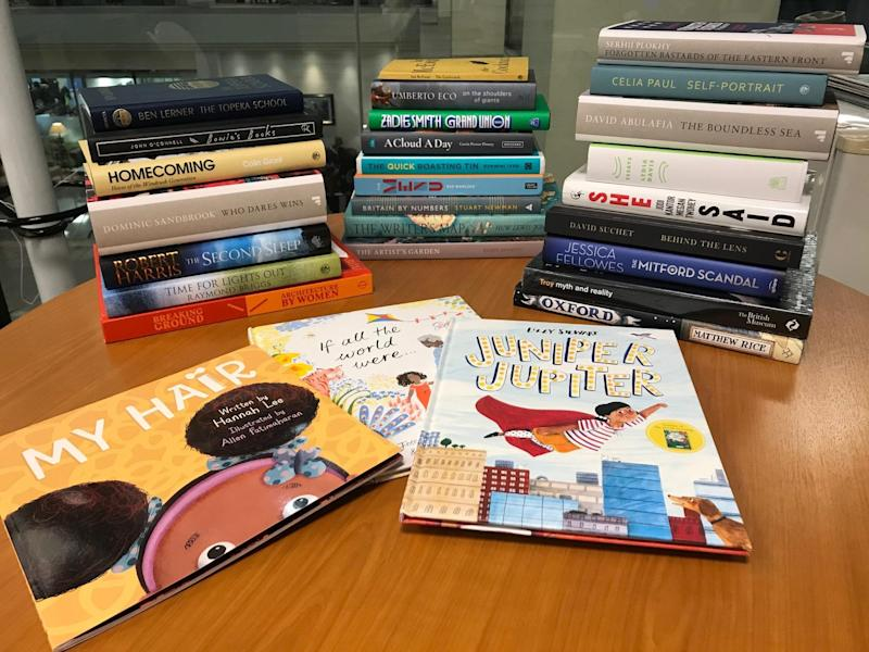 Enjou books for all ages, hand-picked by our literary buffs