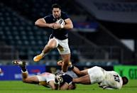 AFP Sports picks three key things in Scotland's gritty 11-6 Six Nations victory over England, a first at Twickenham in the tournament in 38 years