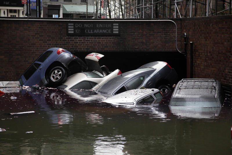 Claims about flood-damaged cars aren't true