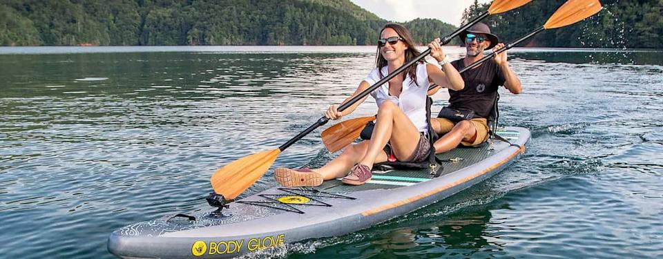 Body Glove Tandem 15 Inflatable 2 Person Paddleboard inbody