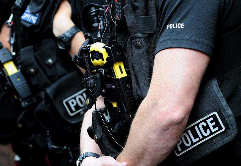 The IOPC also found that black people were more likely to be subjected to prolonged Taser discharge (PA) (PA Archive)