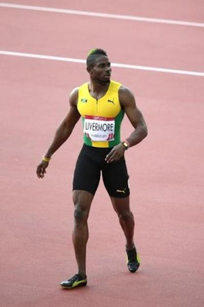 Athletics: Jamaica's Livermore tests positive says anti-doping panel chief