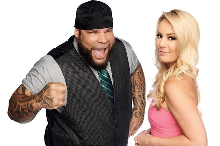 Tyrus and Britt McHenry for Fox Nation