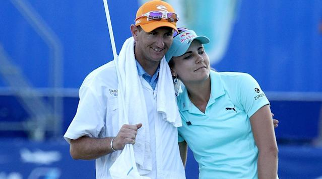 There was nothing Lexi Thompson could do as she watched her major slip away.