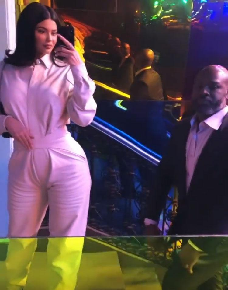 Kylie Jenner and Corey Gamble | Kylie Jenner/Instagram