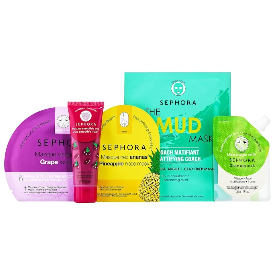 """<p>Get their skin care in check with this <product href=""""https://www.sephora.com/product/sephora-collection-my-tropical-pouch-P463941?icid2=gifts%20%2425%20and%20under:p463941:product"""" target=""""_blank"""" class=""""ga-track"""" data-ga-category=""""internal click"""" data-ga-label=""""https://www.sephora.com/product/sephora-collection-my-tropical-pouch-P463941?icid2=gifts%20$25%20and%20under:p463941:product"""" data-ga-action=""""body text link"""">Sephora Collection My Tropical Pouch</product> ($12) set.</p>"""