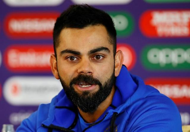 ICC Cricket World Cup Semi Final - India Press Conference