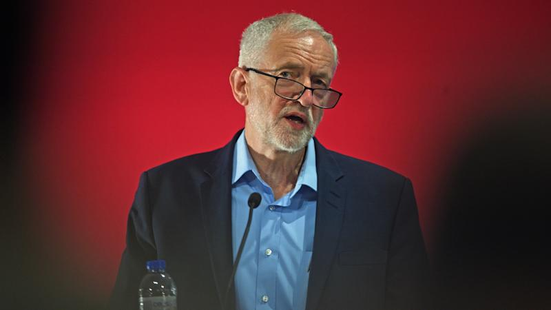 Jeremy Corbyn fails test of leadership, say Labour peers in newspaper ad
