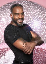 """<p>Casualty actor Charles Venn told us he's determined to remain in the soap throughout his Strictly stint: """"I will be juggling both jobs and travelling between here [London] and Cardiff! [where Casualty is filmed] he said. </p>"""