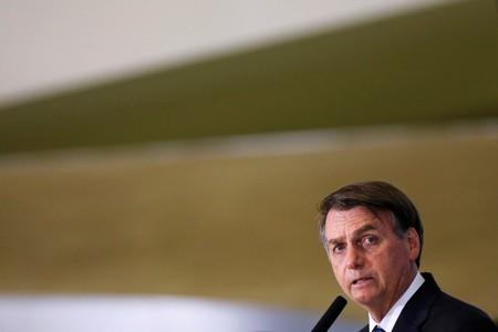 Brazil government confident of lower house pension reform vote before July 18 recess