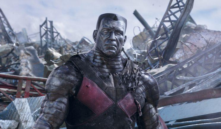 Deadpool 2 star hints more screen time for Colossus - Credit: 20th Century Fox
