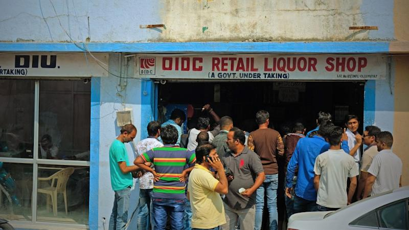 No liquor shops will be shifted to residential areas: UP minister