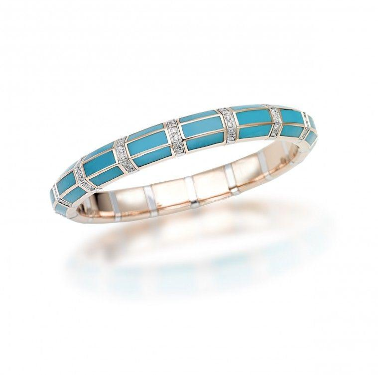 <p>Summer brings travel, daydreaming, and dressing for weekend getaways and al fresco dinners. Reminiscent of the ocean's turquoise sparkle, turquoise jewelry is a chic, cheerful way to accessorize throughout this summer season.</p>