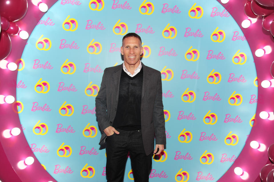 NEW YORK, NY - MARCH 8: Ynon Kreiz attends Barbie's 60th Anniversary at 505 Broadway on March 8, 2019 in New York City. (Photo by Paul Bruinooge/Patrick McMullan via Getty Images)
