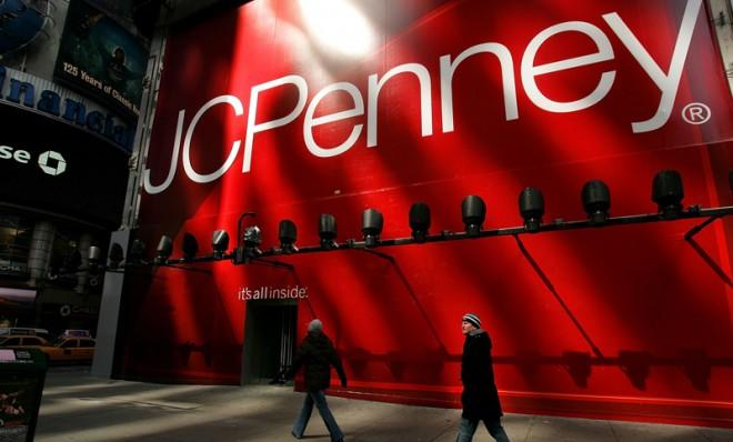 JC Penney: Soros approved.